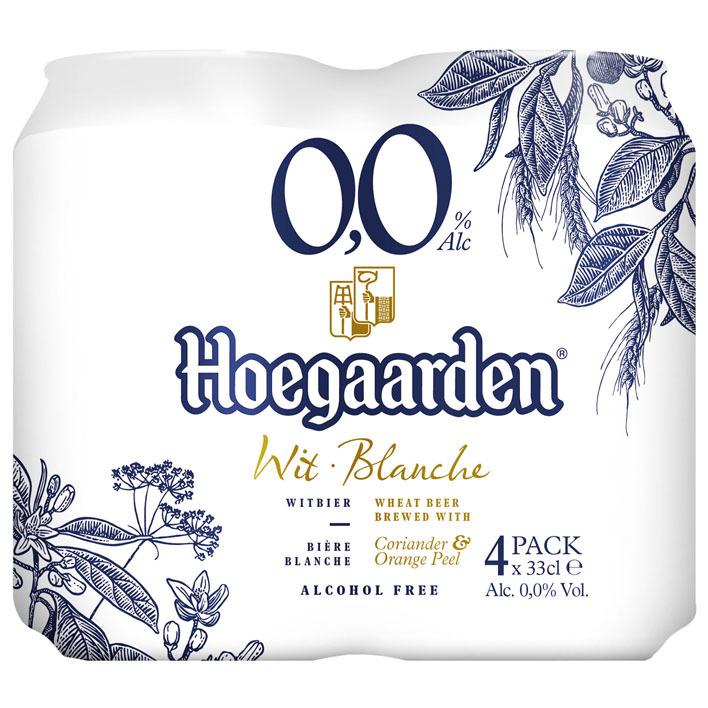 Hoegaarden Belgisch witbier 0.0%