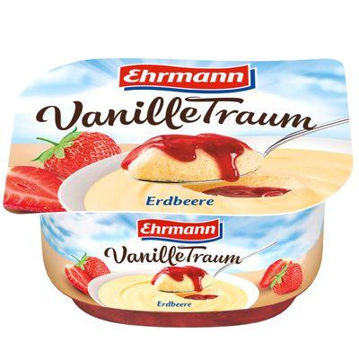 Ehrmann Vanille Traum - Diverse Smaken