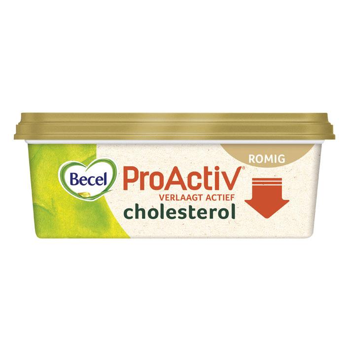 Becel ProActiv romig voor op brood