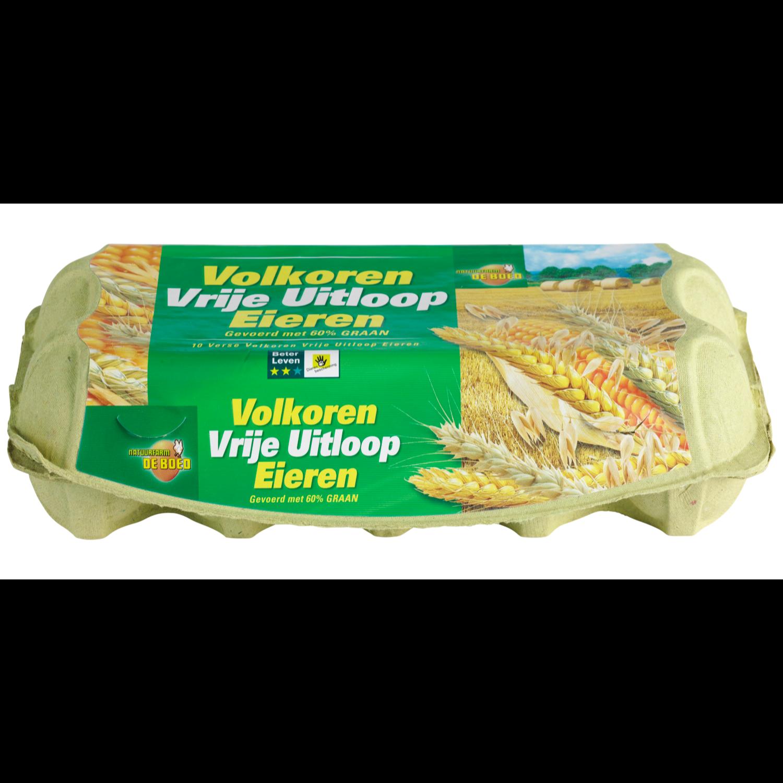 Natuurfarm Volkoren vrije uitloop eieren M