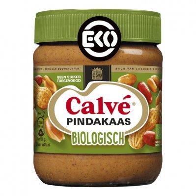 Calvé Pindakaas bio