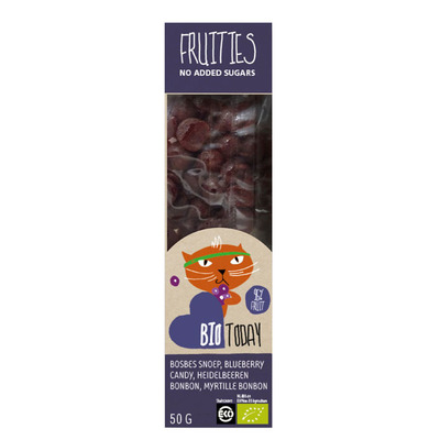 BioToday Fruities bosbes