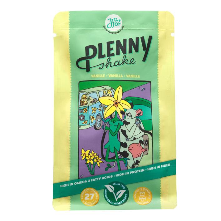 Jimmy Joy Plenny shake vegan vanilla