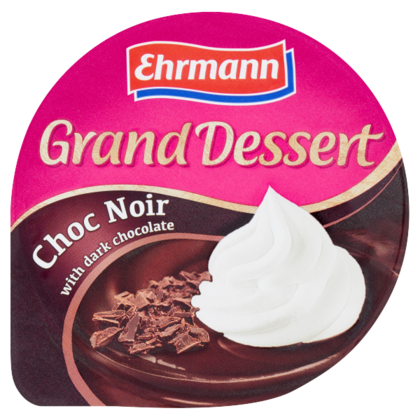 Ehrmann Grand dessert choc noir
