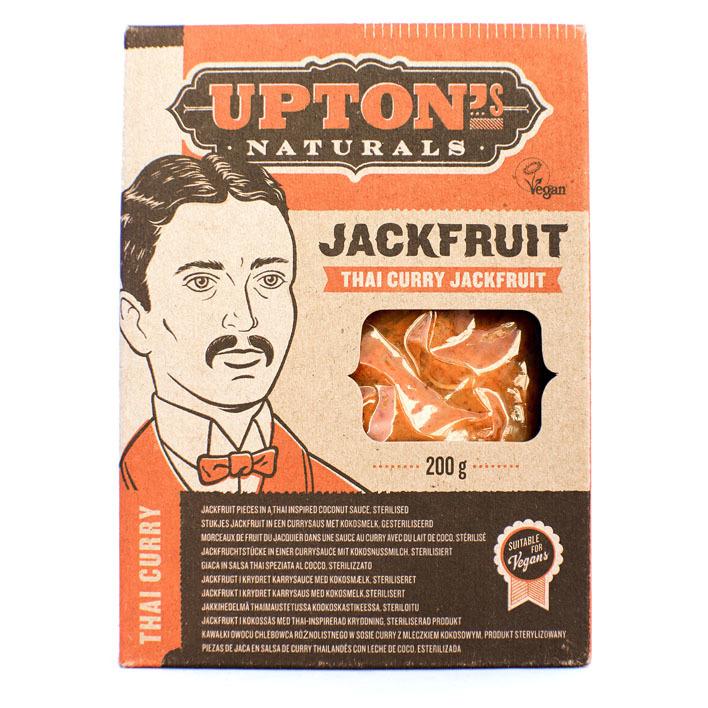 Upton's naturals Thai curry jackfruit