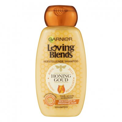 Loving Blends Shampoo honing goud