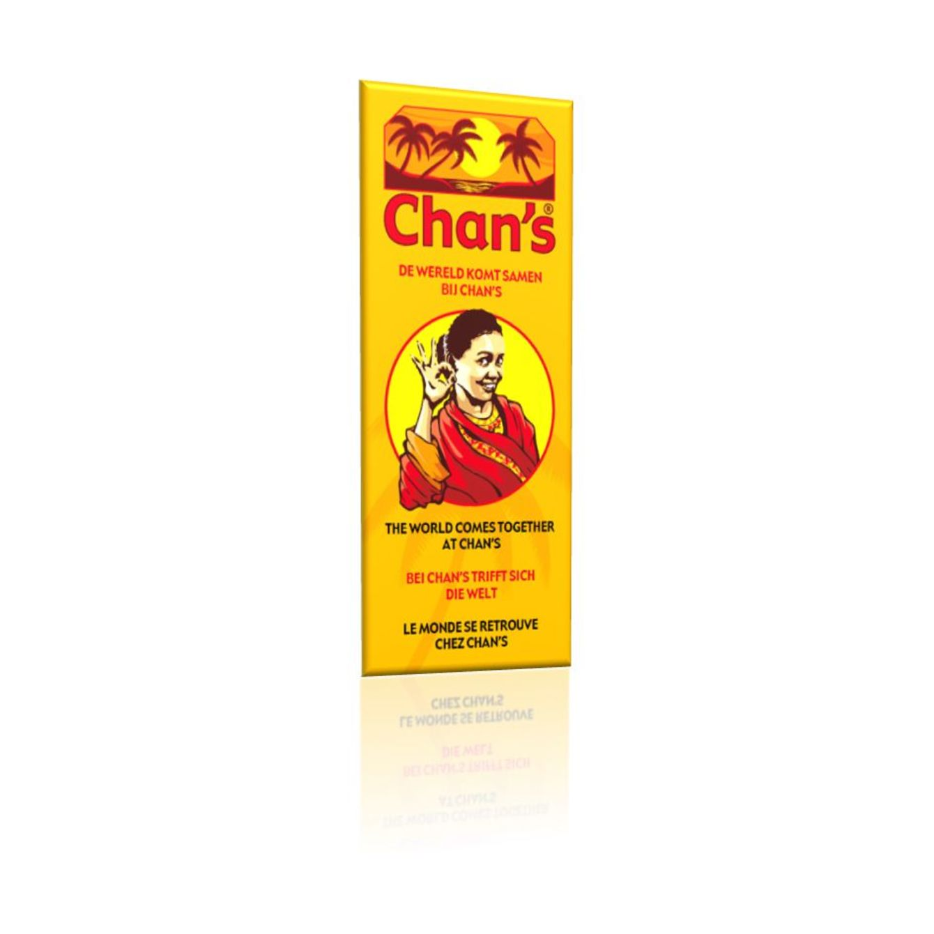 Chan's Surinaamse Nasi Kruiden