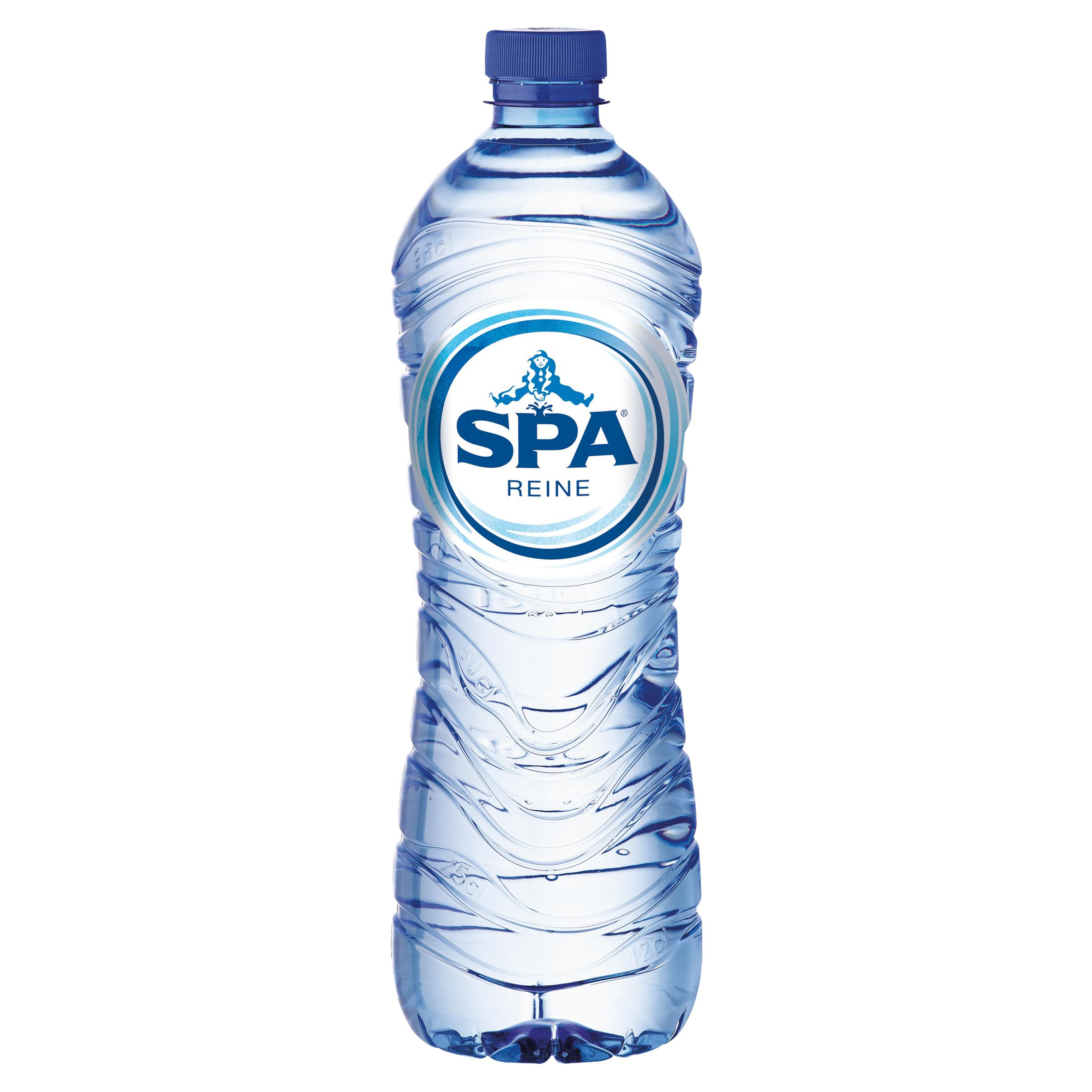 Spa Reine Natuurlijk Mineraalwater 1 L