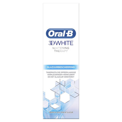 Oral-B Whitening therapy glazuurzorg tandpasta