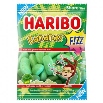 Haribo Bananas fizz