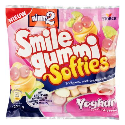 Smilegummi Softies yoghurt