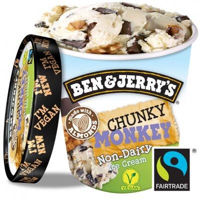 Ben & Jerry's Chunky monkey non-dairy