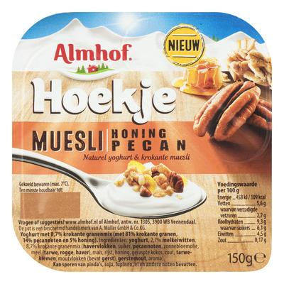 Almhof Hoekje muesli honing pecan