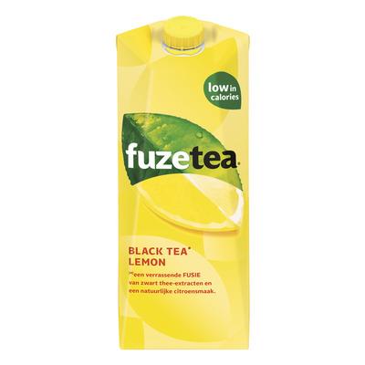 Fuze Tea Black tea lemon