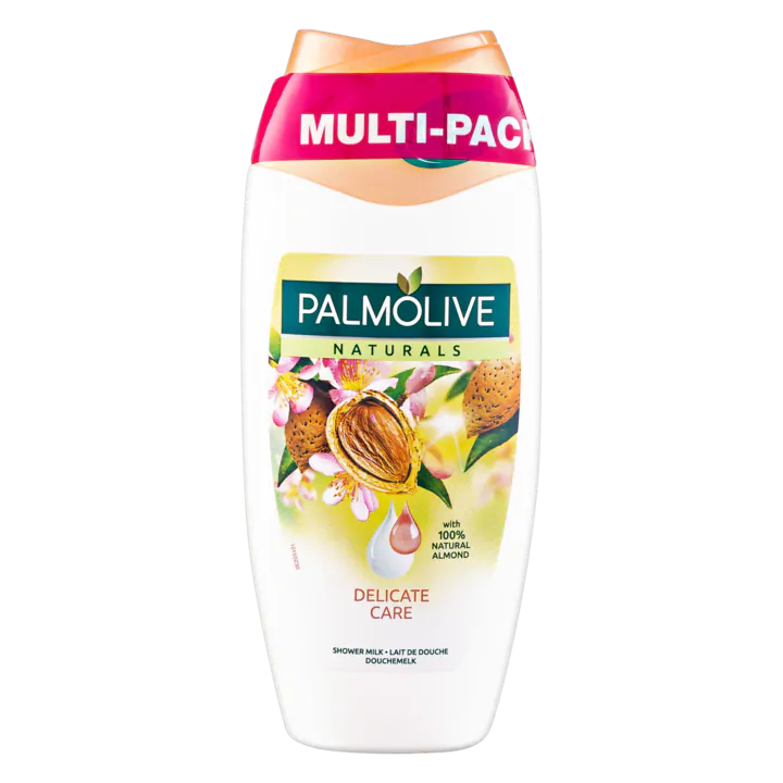Palmolive Naturals Delicate Care Douchemelk Multi-Pack