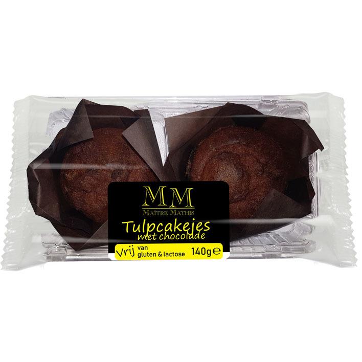 Maitre Mathis Tulpcakejes choco
