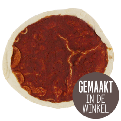 Huismerk Pizza Basis
