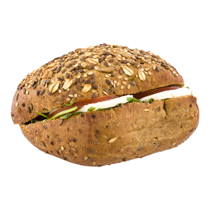 Huismerk Broodje Caprese Volkoren
