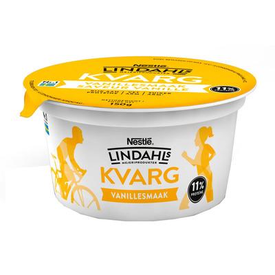 Lindahls Kvarg vanille