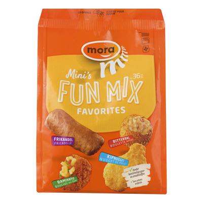 Mora Funmix favorites