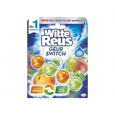 Witte Reus Toiletblok perzik/appel