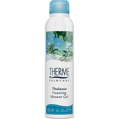 Therme Thalasso foaming shower gel