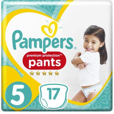 Pampers Premium protection maat 5 pants