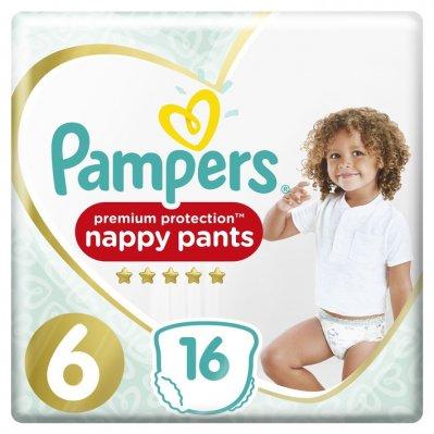 Pampers Premium protection pants maat 6
