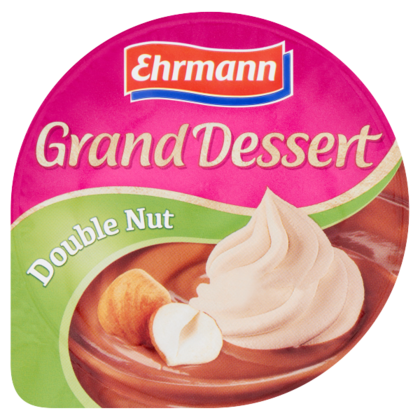 Ehrmann Grand dessert double nut