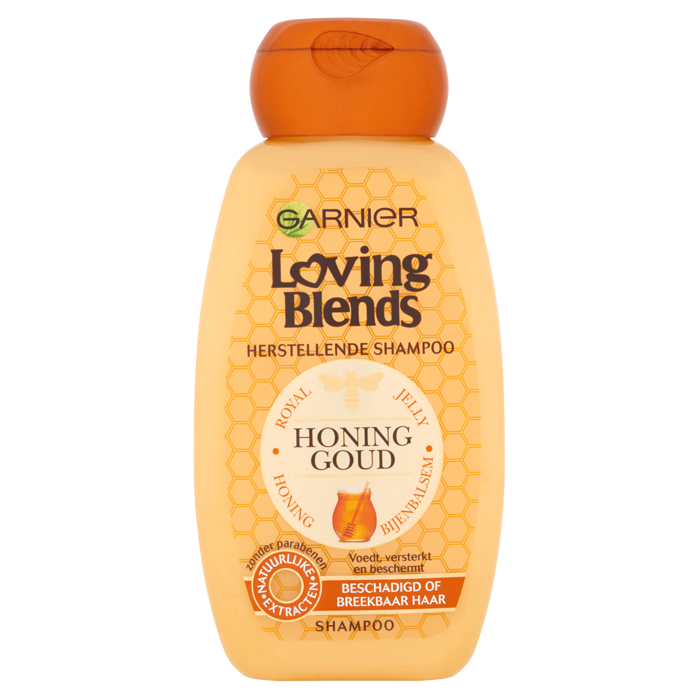 Garnier Loving Blends Herstellende Shampoo Honing Goud 250 ml
