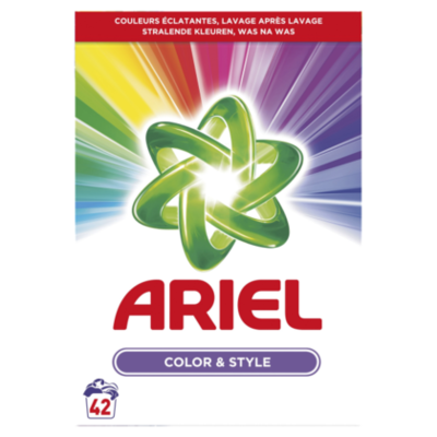 Ariel Poeder Color 42sc