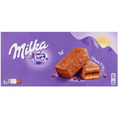 Milka Choco trio cake