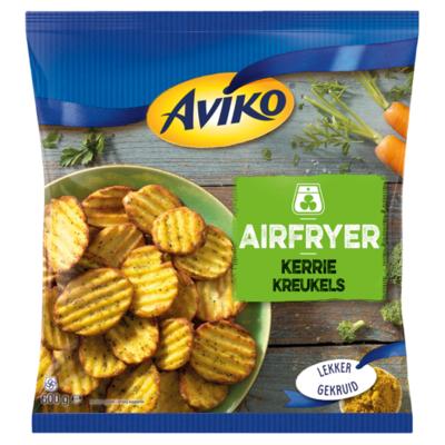 Aviko Airfryer Kerrie Kreukels 600 g