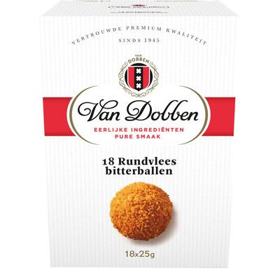 Van Dobben Bitterballen