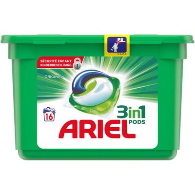 Ariel 3in1 pods original wasmiddel capsules