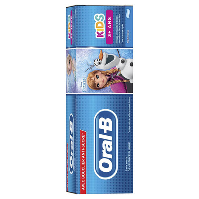 Oral-B Kids Frozen tandpasta
