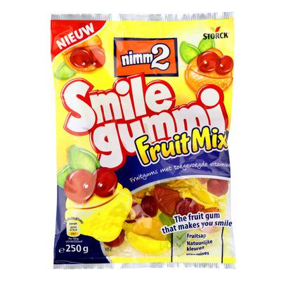 Smilegummi Fruitmix