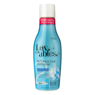Lovables Perfume & care cond fresh sense