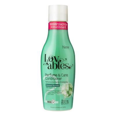 Lovables Perfume & care cond sensual