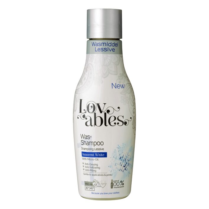 Lovables Shampoo innocent white