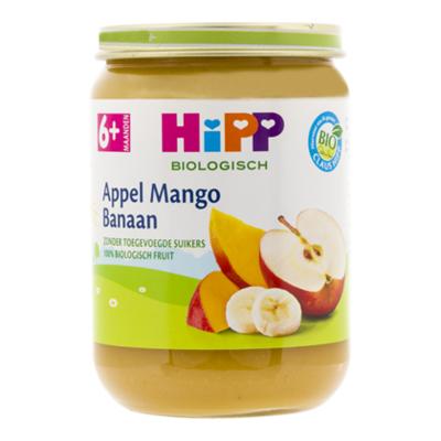HiPP 6+ Appel mango banaan biologisch