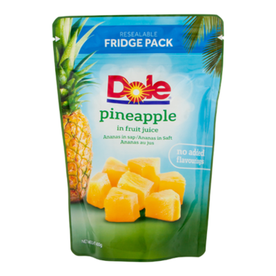 Dole Ananas op sap tropical gold