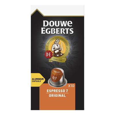 Douwe Egberts Espresso original koffiecups