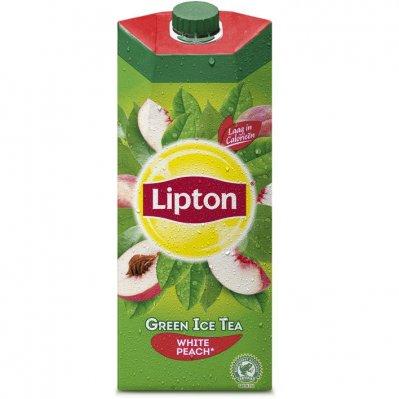 Lipton Ice tea green white peach