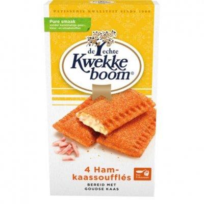 Kwekkeboom Kaassoufle ham-kaas
