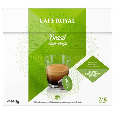 Café Royal Brasil capsules