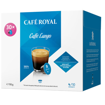 Café Royal Lungo capsules