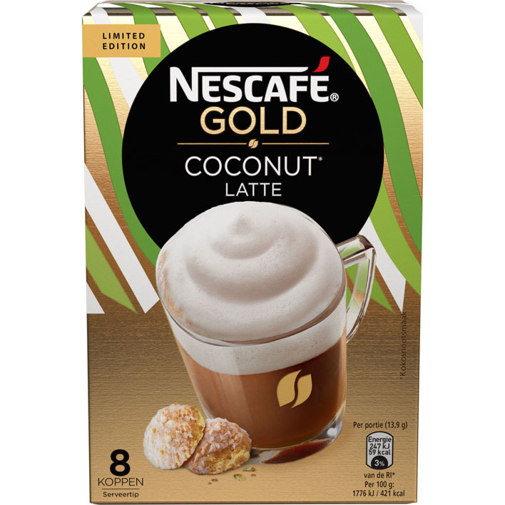 Nescafé Coconut Latte