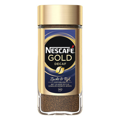 Nescafé Gold decaf