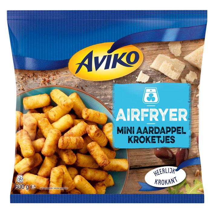 Aviko Airfryer mini aardappel kroketjes